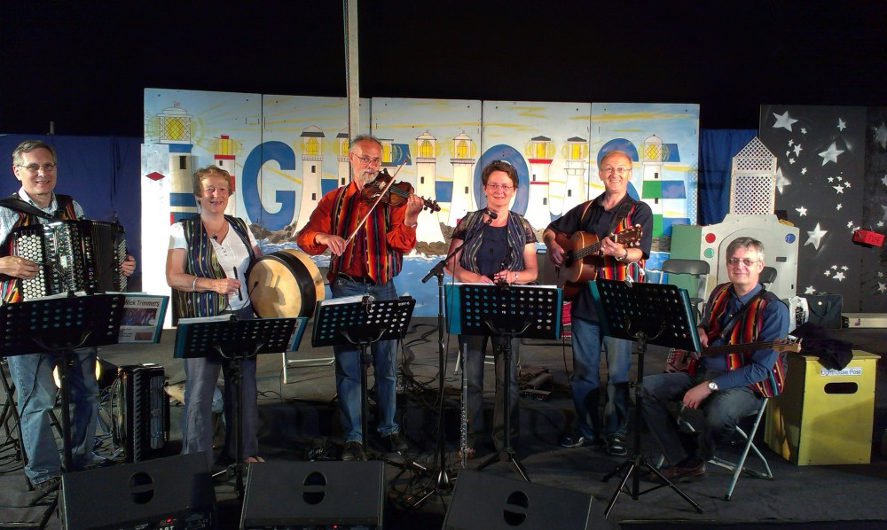 Changing the World Through Barn Dances, Folk Bands and a Village Newspaper