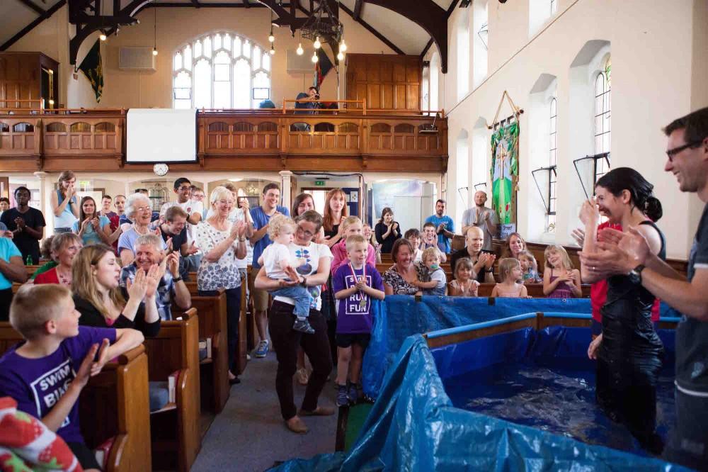 the well church loughborough